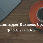 Storemapper Business Update: Q1 2016