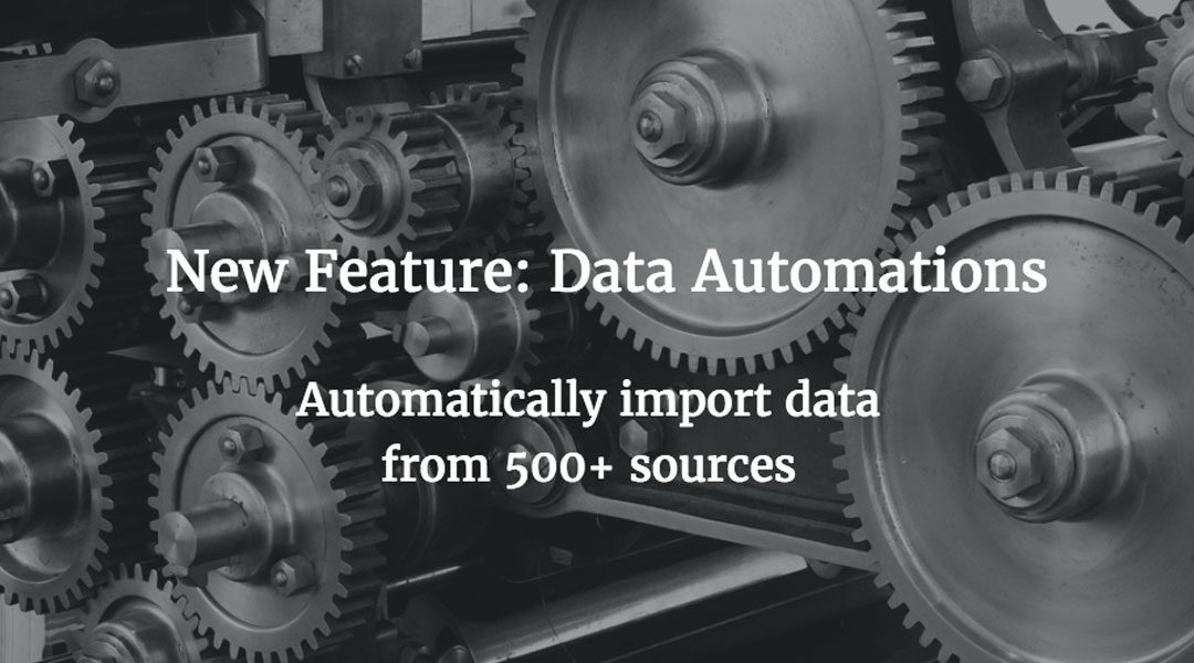 New Feature: Automatically Import Store Locator Data